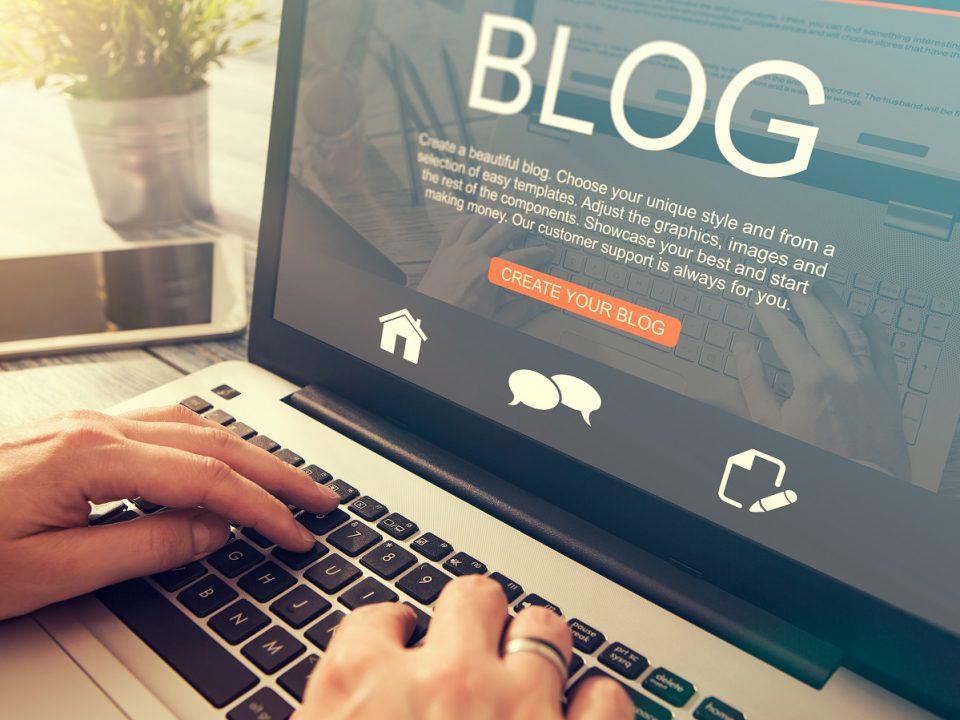 SEO Blog Webshop