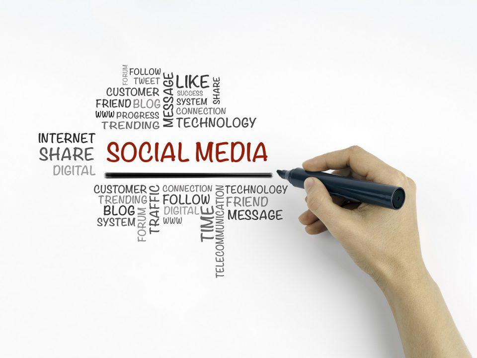 Social Media Brand Online Shop